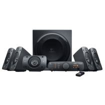 Logitech Bocinas Z906 Home Theater 5.1 Thx 500rms 980-000474