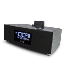 Radio Reloj Despertador Con Bocinas Ihome Ibn97 Bluetooth