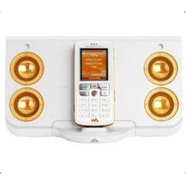 Bocinas Sony Para Celular Radio Fm Cargador Alta Fidelidad