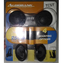 Kit Tweeters Super Dome 250 Watts 4 Ohms Marca Audiobank