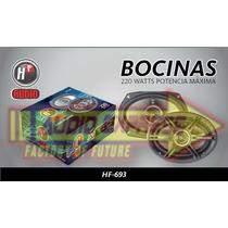 Bocinas Para Autos Hf De 6x9