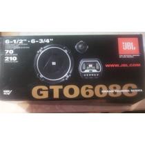 Set De Medios Jbl Gto608c 6.5 Y 2 Vias
