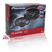 Bocinas Pioneer 6x9 Ts-a6975r 500w 90w Nom 3 Vias
