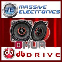 Set De Bocinas 4 Db Drive Okur S3 40 175w Exc Medios Bfn