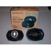 Bocinas Kenwood Mod. Kfc 6908