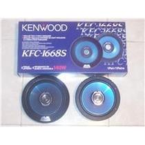 Bocinas Kenwood Mod. Kfc 1668s Med. 6.5