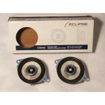 Bocinas Eclipse Mod. E 1010 Gt Med. 4
