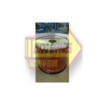 Rollo De Cable Naranja Estaño 100 Metros Dxr080416