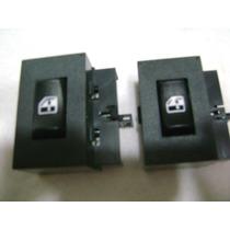 Par De Controles Botones Seguros Elec. Chevrolet Pontiac