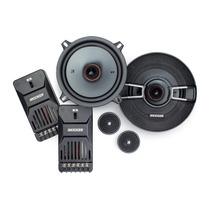 Set De Medios Componente Kicker Kss65 250w 2vias Bocina Slim