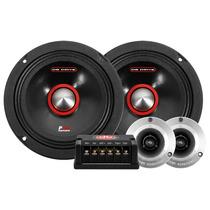 Set De Medios Db Drive P3 6k De La Serie Pro 2 Vías 6.5
