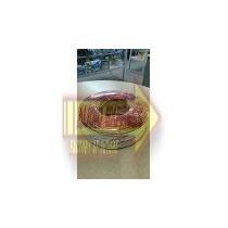 Rollo De Cable 100 Metros Bicolor Transparente Dxr080389