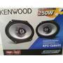 Bocinas Kenwood 6x8 2 Vias 250 W Kfc-c6865ps