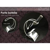 Portabotella De Aluminio