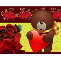 Kit Imprimible San Valentin Tarjetas Marco Fotos Cajita 2x1