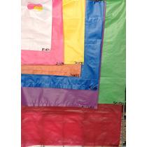 Bolsa De Plástico Tipo Boutique Lisa (lista Para Imprimir)