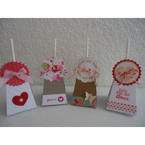 Paletas Decoradas 14 De Febrero San Valentin, Amor, Amistad