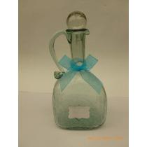 Licorera De 1l *vidrio Soplado 100% Artesanal