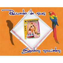Servilletas Recuerdo Personalizada 50 Envío Gratis