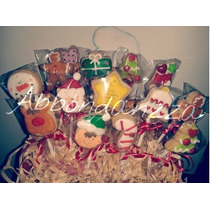Galletas Decoradas Mamut Bubulubu Navidad