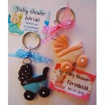 10 Carreolas Bebe Baby Shower Toallita Personalizada Y Jabon