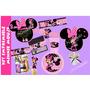 Kit Imprimible Minnie Mouse Mimi Tarjetas Candy Bar Invitaci