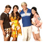 Kit Imprimible Teen Beach Movie Diseña Tarjetas Cumples #1