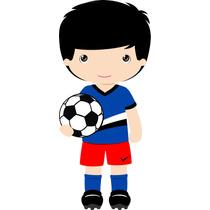 Kit Imprimible Futbol Candy Bar Diseña Tarjetas Invitacio #1