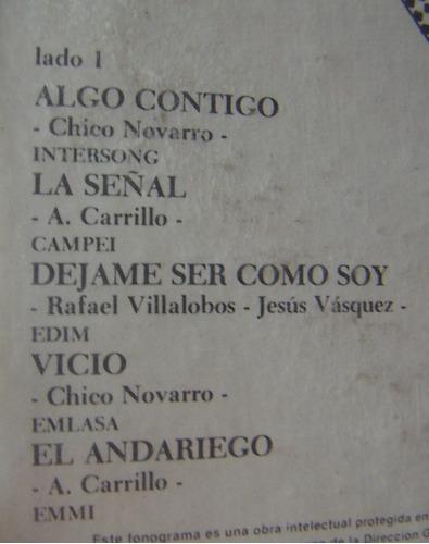 Bolero, Los Montejo, Algo Contigo, Lp 12´, Hecho En México.