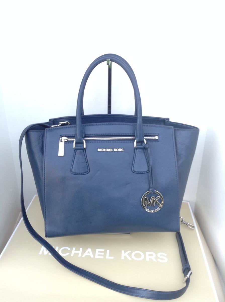 Bolsa Michael Kors Jet Set Dourada : Bolsa michael kors mk selma satchel studded original car