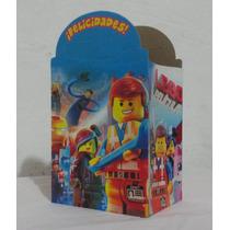 Lego Avengers Caja De Dulces Fiesta Infantil