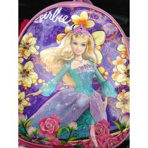 Lote 10 Mochilas Dulceros Barbie