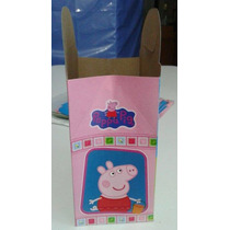 Cajita Para Dulces Peppa Pig