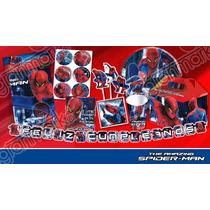 Set De Fiesta Spiderman
