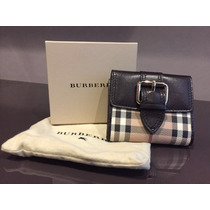 Cartera Burberry Nueva Original