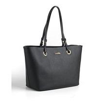 Bolsa Calvin Klein Clave Artículo Asas Saffiano Leather