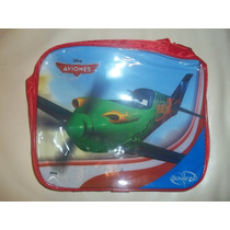 Lonchera Termica Aviones Infantil Personajes