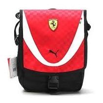 Mariconera Unisex Puma Ferrari Nueva.ideal Para Ipad 799$