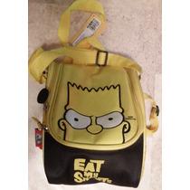 Lonchera Bart Simpson