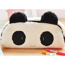 Bolsa Para Cosméticos Con Diseño De Osito Panda
