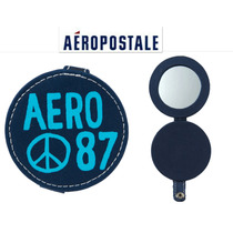 Padrisimo Espejo Aeropostale Azul Marino Cosmeticos Bolsa Us