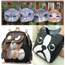 Bolsas De Gato, Perro, Buho, Catrina Super Fashion Y Trendy
