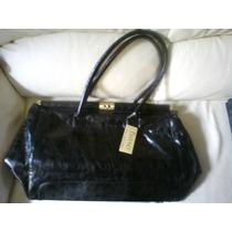 Bolsa Bueno Collection Piel Negra