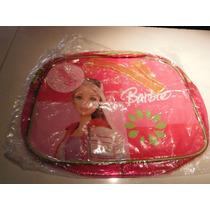Bolsa Barbie Doll Pink Mattel Rosa Moda Fashion Girl