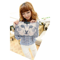 Eisuku Sb014501 Bonito Bolso Tipo Folder Moda Asia $279