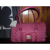 Bolsa Liz Claiborne Color Rosa