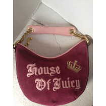 Bolsa Juicy Couture Original! Como Nueva!
