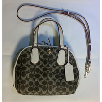 Bolsa Coach Nueva Cafe 100% Original