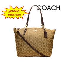 Bolsa Coach F36722 Original, Nueva, Envío Gratis