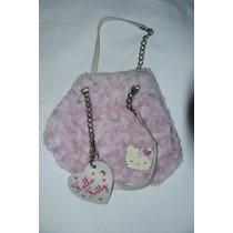 Muy Bonita Bolsa Hello Kitty! Limpia De Closet